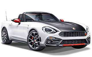 Lease cheap Abarth 124 Spider Convertible