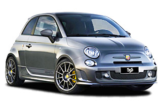 Lease cheap Abarth 595 Hatchback