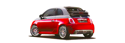 Abarth 595 Convertible picture, very nice