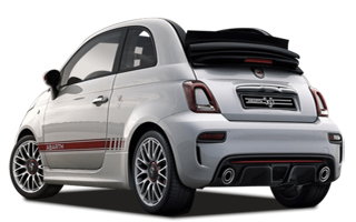 Lease cheap Abarth 595 Convertible