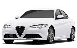 Lease cheap Alfa Romeo Giulia Saloon