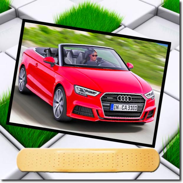 AUDI A3 CABRIOLET Personal Car Leasing Deals UK