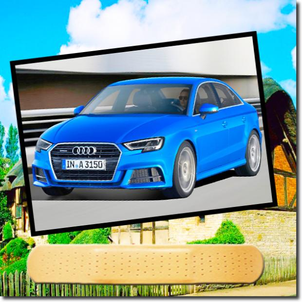 AUDI A3 SALOON Personal Car Leasing Deals UK