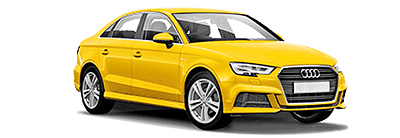 Audi A3 Saloon picture, very nice