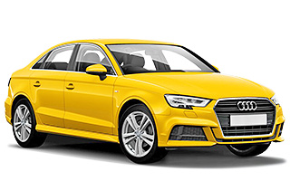 Lease cheap Audi A3 Saloon