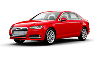 Lease cheap Audi A4 Saloon