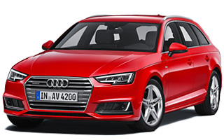 Lease cheap Audi A4 Estate