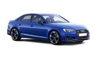 Lease cheap Audi A4 Saloon