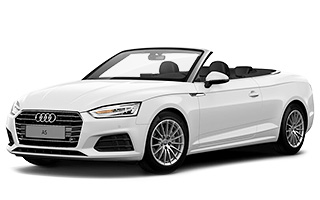 Lease cheap Audi A5 Convertible