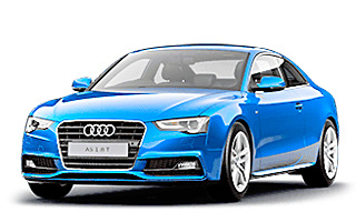 Lease cheap Audi A5 Coupe