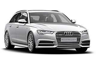 Lease cheap Audi A6 Estate