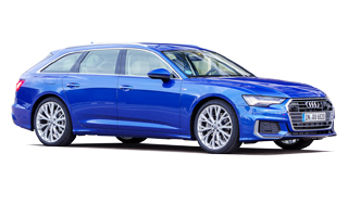 Lease cheap Audi A6 Estate