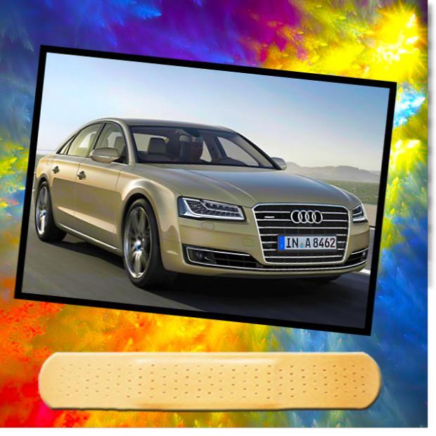 Audi A8 Saloon
