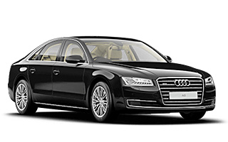 Lease cheap Audi A8 Saloon