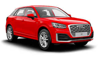 Lease cheap Audi Q2 Estate