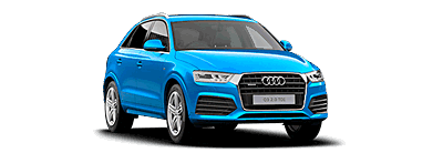 Audi Q3 Estate picture, very nice