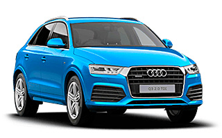 Lease cheap Audi Q3 Estate