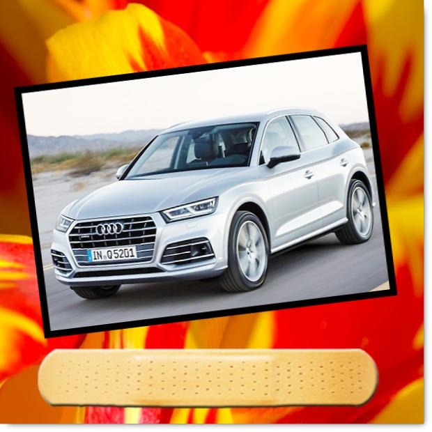 AUDI Q5 ESTATE Personal Car Leasing Deals UK