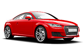 Lease cheap Audi TT Coupe