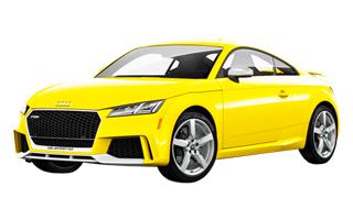 Audi TT RS Convertible
