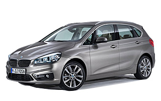 Lease cheap BMW 2 Series Tourer