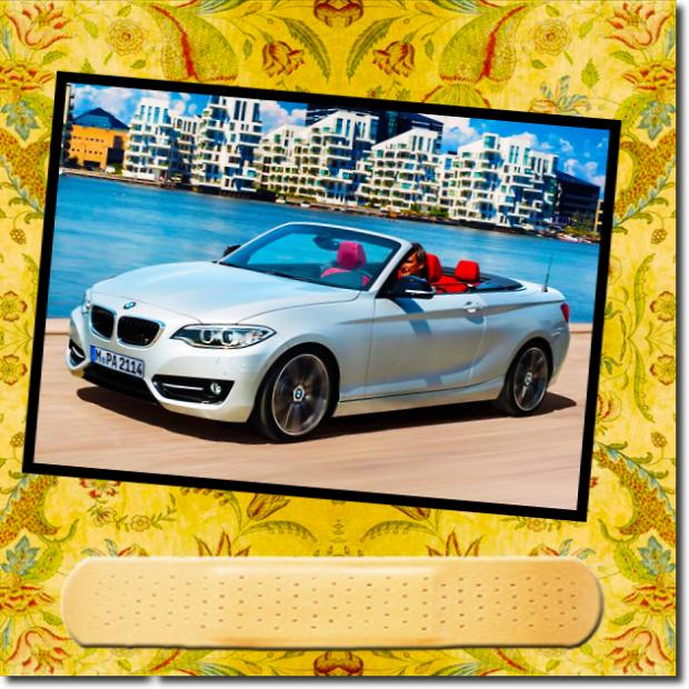 BMW 2 SERIES CONVERTIBLE Personal Car Leasing Deals UK