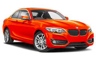 Lease cheap BMW 2 Series Coupe