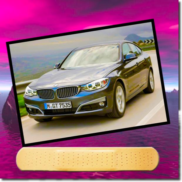 BMW 3-Series Gran Tourismo