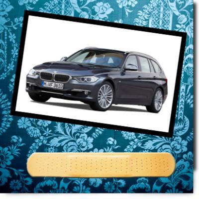 BMW 3 Series Touring Estate