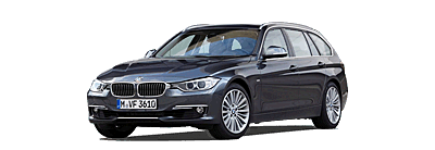 BMW 3 Series Touring Estate picture, very nice