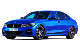 Lease cheap BMW 3 Series Saloon