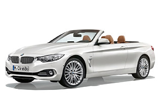 Lease cheap BMW 4 Series Convertible