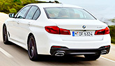 BMW 5-Series Saloon