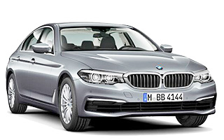 Lease cheap BMW 5-Series Saloon