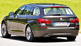 BMW 5 Series Touring Estate