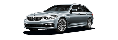 BMW 5 Series Touring Estate picture, very nice
