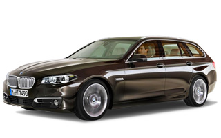 BMW 5 Series Touring Estate