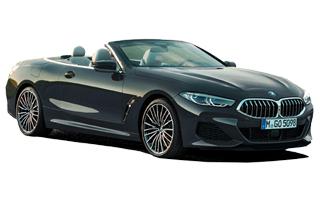 Lease cheap BMW 8 Series Convertible