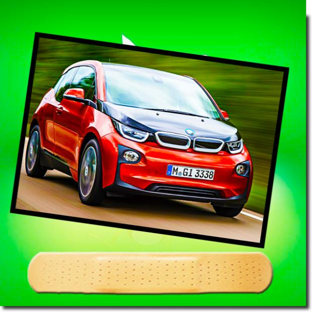 BMW I3 Personal Car Leasing Deals UK
