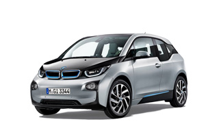 Lease cheap BMW i3