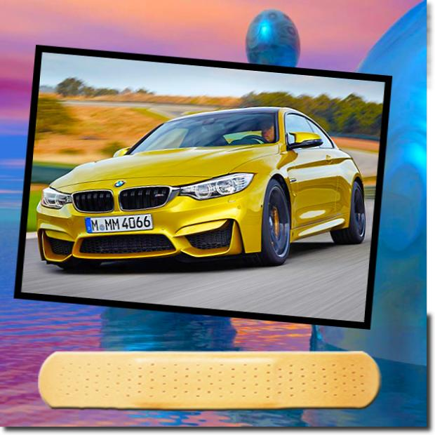 BMW M4 COUPE Personal Car Leasing Deals UK