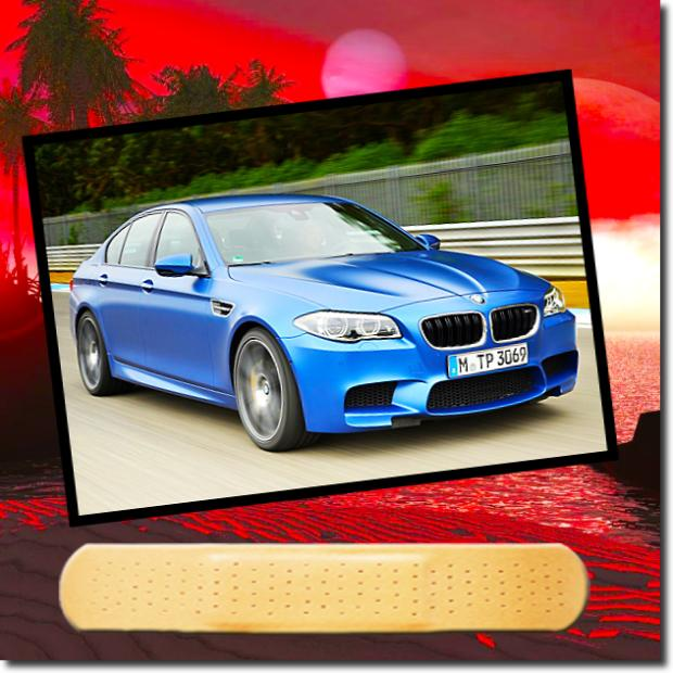2012 Bmw F10 M5 Saloon Uk: BMW M5 SALOON Personal Car Leasing Deals UK