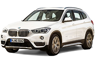 Lease cheap BMW X1 Estate
