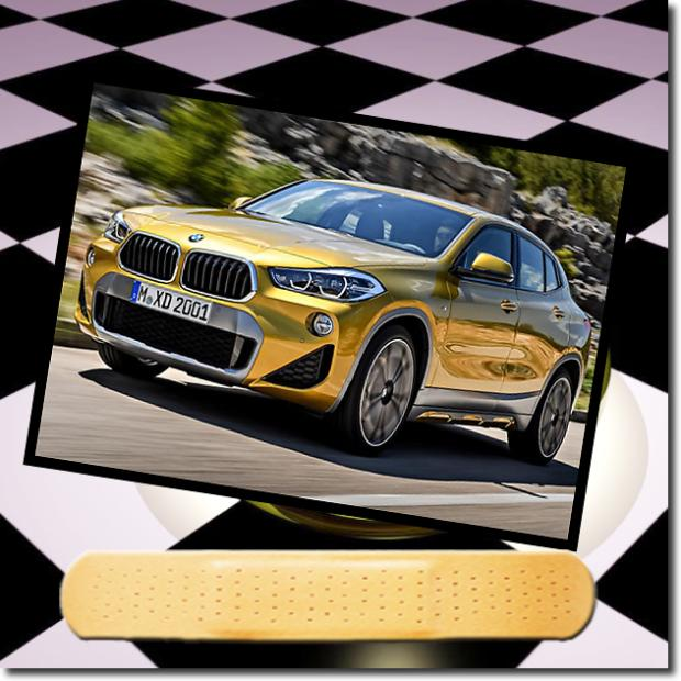 BMW X2 Personal Car Leasing Deals UK