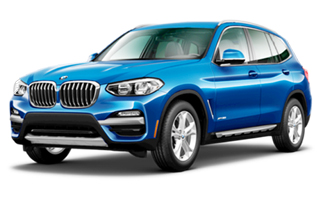 Lease cheap BMW X3 Estate