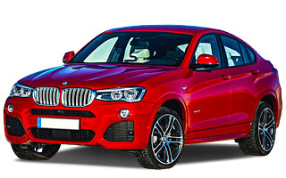Lease cheap BMW X4 Estate