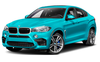 BMW X6 Estate (2014-19)