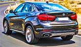 BMW X6 Estate
