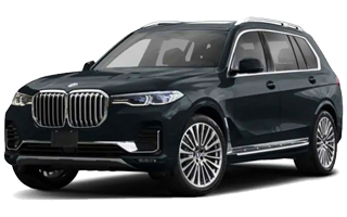 Lease cheap BMW X7 Estate