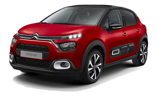 Lease cheap Citroen C3